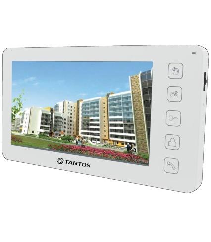 Видеодомофон для квартиры Tantos Prime VZ